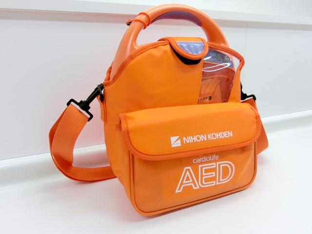 自動除細動器(AED)